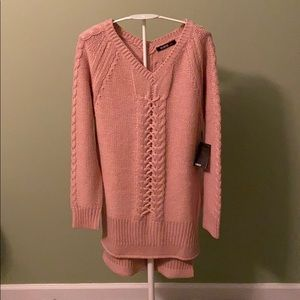 Woman's NWT Devoted Sweater